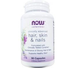 NOW - Hair, Skin & Nails - 90 caps.