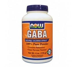 NOW - GABA Powder / 340 Serv.