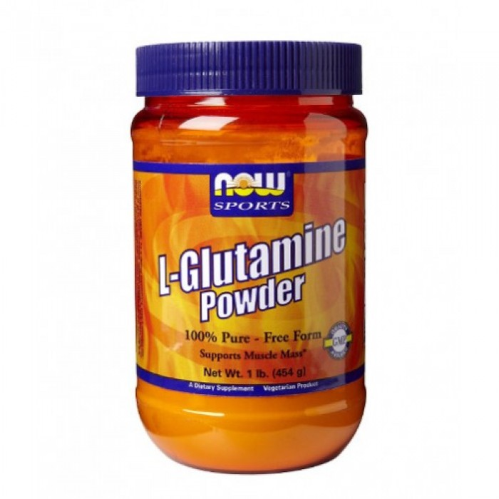 NOW - L-Glutamine Powder / 170 gr.