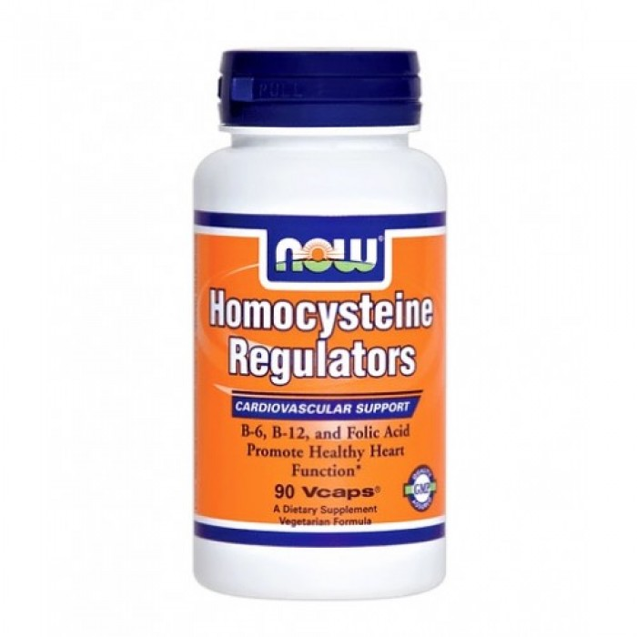 NOW - Homocysteine Regulators / 90 VCaps.