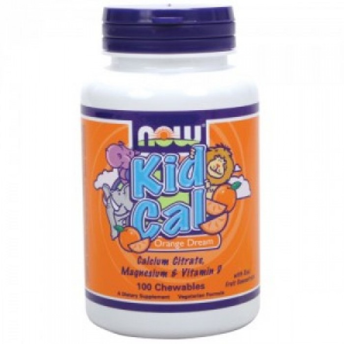 NOW - Kid Cal / 100 ChewTabs.