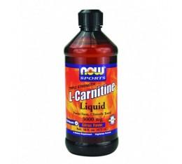 NOW - L-Carnitine Liquid / 930ml. Хранителни добавки, Отслабване, Л-Карнитин