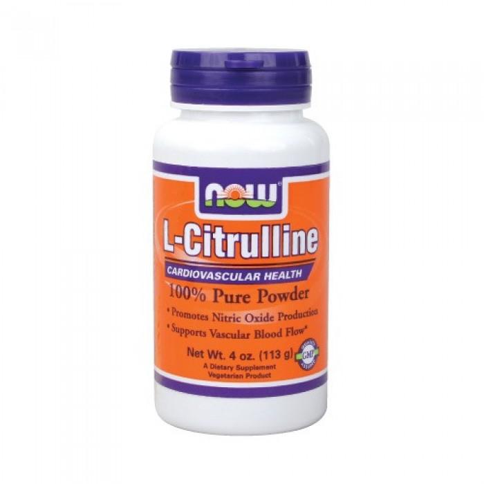 NOW - L-Citrulline / 75 Serv.