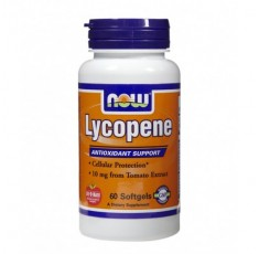 NOW - Lycopene 10mg. / 60 Softgels