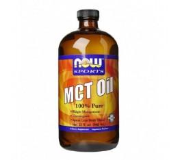 NOW - MCT Oil / 946 ml. Хранителни добавки, Витамини, минерали и др.