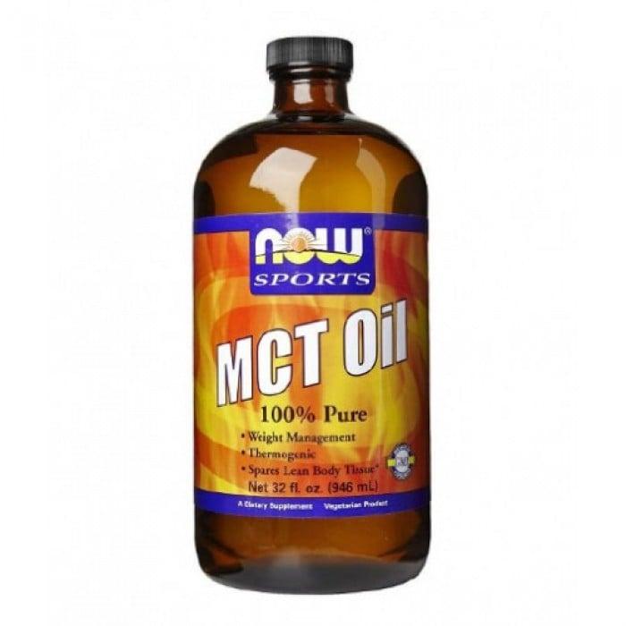 NOW - MCT Oil / 946 ml.