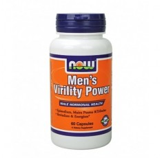 NOW - Men's Virility Power / 60 Caps.