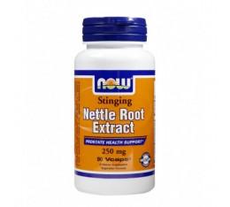 NOW - Nettle Root Extract 250mg. / 90 Caps. Хранителни добавки, На билкова основа