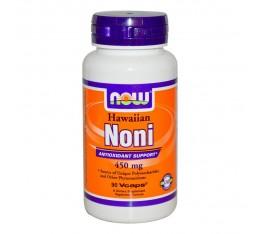 NOW - Noni 450 mg - 90 caps. Хранителни добавки, Здраве и тонус