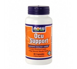 NOW - Ocu Support ™ / 60 Caps. Хранителни добавки, Здраве и тонус