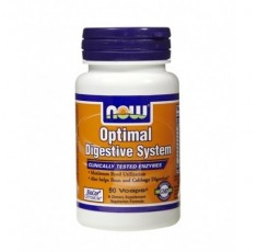 NOW - Optimal Digestive System / 90 VCaps.