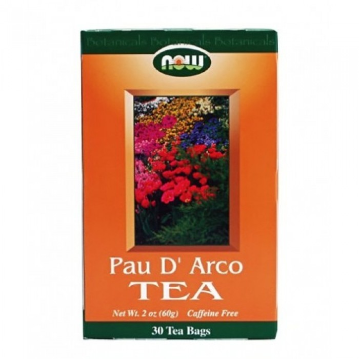 NOW - Pau D'Arco Tea / 30 Bags