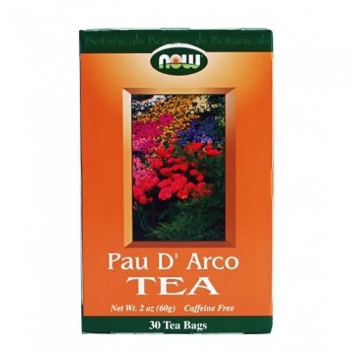 NOW - Pau D'Arco Tea / 30 Bags