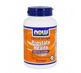 NOW - Prostate Health (Clinical Strength) / 90 Softgels Хранителни добавки, Здраве и тонус