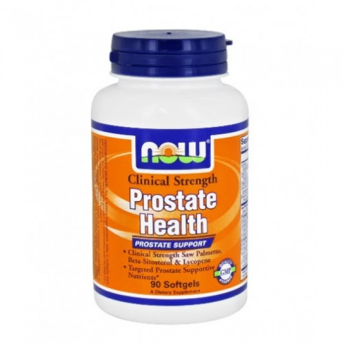 NOW - Prostate Health (Clinical Strength) / 90 Softgels