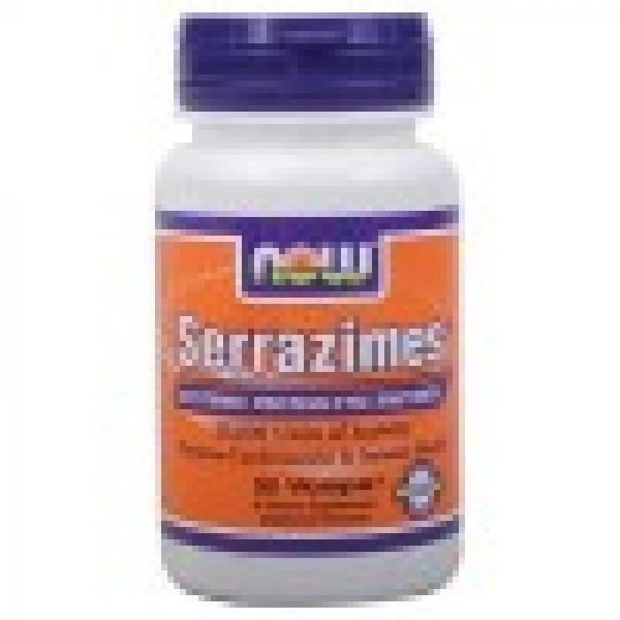 NOW - Serrazimes ® 20,000 Units / 90 VCaps.