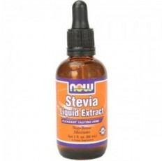NOW - Stevia Liquid Extract