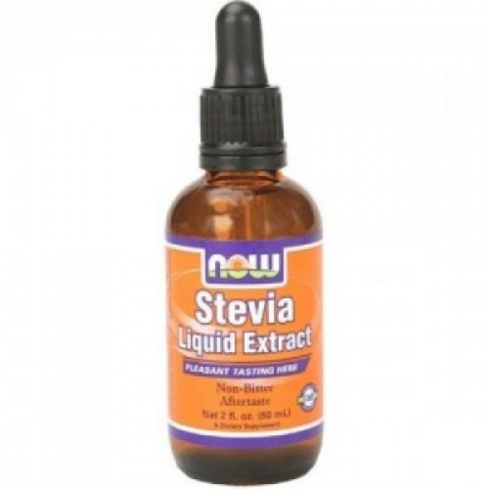 NOW - Stevia Liquid Extract / 57 ml.