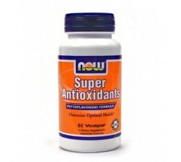 NOW - Super Antioxidants / 60 Caps. Хранителни добавки, Антиоксиданти