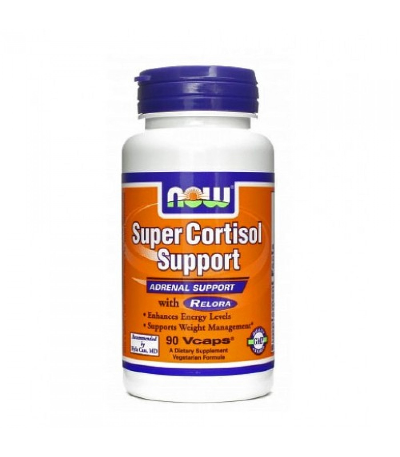 NOW - Super Cortisol Support with Relora / 90 VCaps.