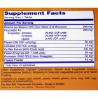 NOW - Super Enzymes / 180 Tabs.