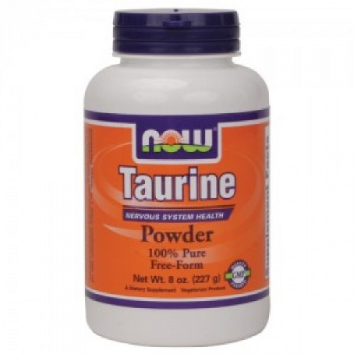 NOW - Taurine Powder / 227 gr.