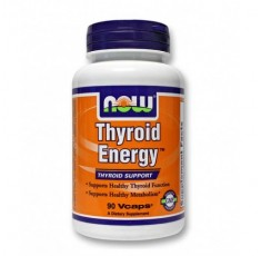 NOW - Thyroid Energy ™ / 90 VCaps.