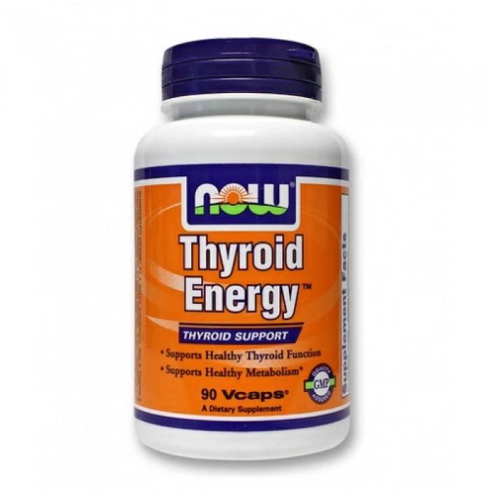 NOW - Thyroid Energy ™ / 90 VCaps.