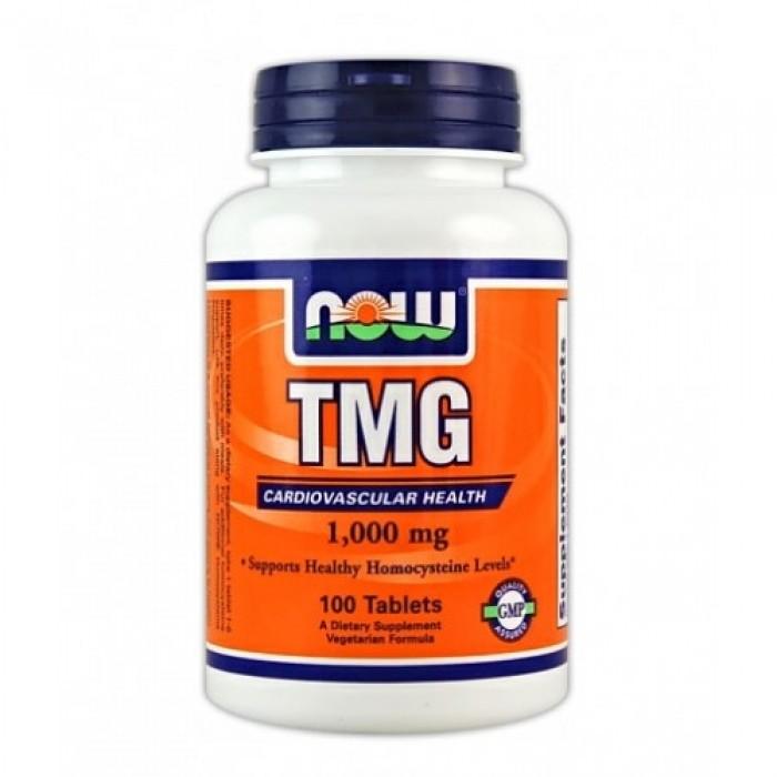 NOW - TMG 1000mg. / 100 Tabs.