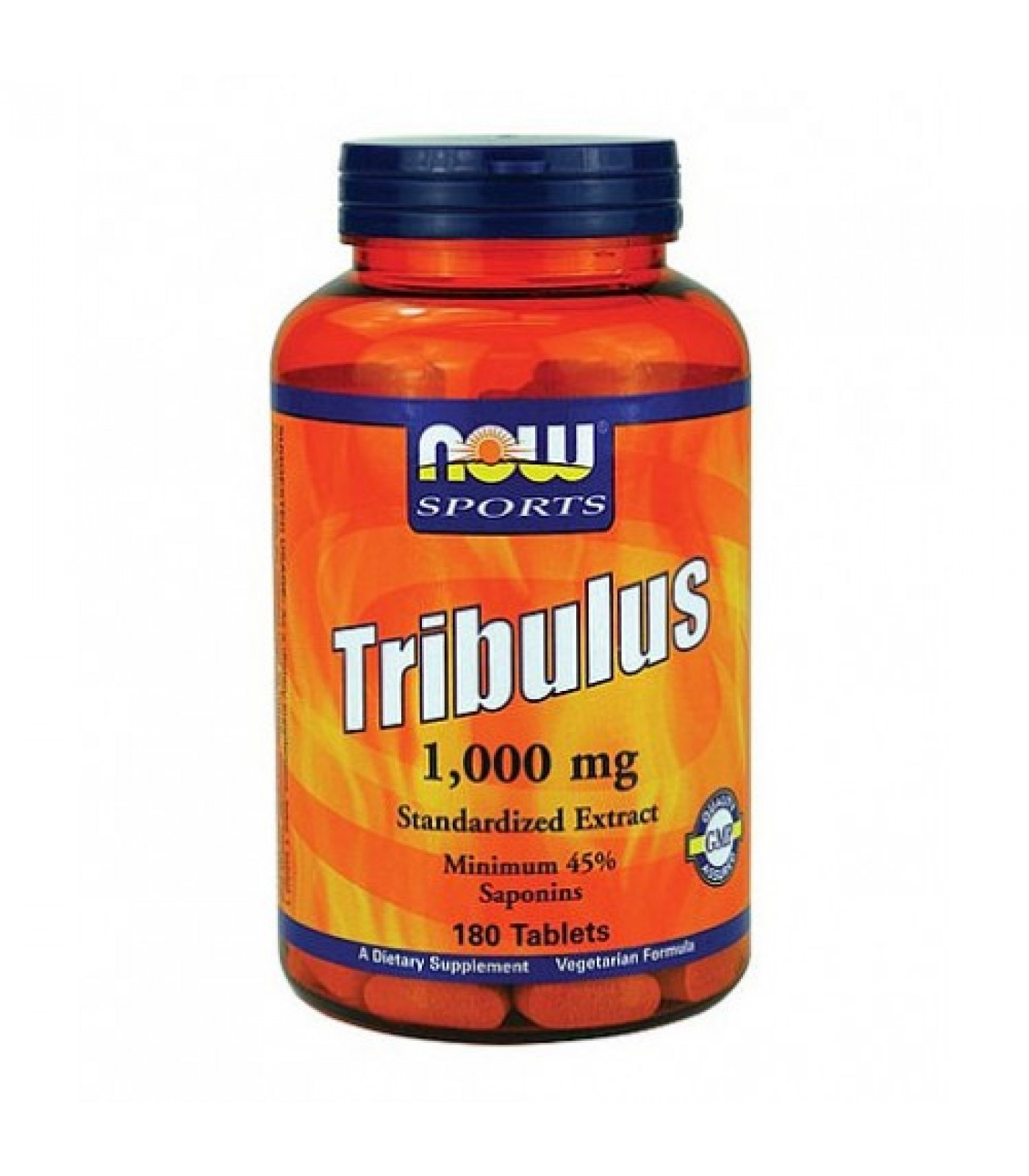NOW - Tribulus Terrestris 1000 mg. / 180 Tabs.