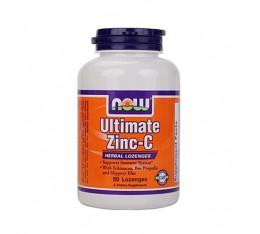 NOW - Ultimate Zinc-C / 50 SoftGels. Хранителни добавки, Витамини, минерали и др.