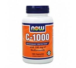 NOW - Vitamin C-1000 / 100 Caps.