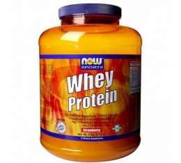 NOW - Whey Protein / 908 gr. Хранителни добавки, Протеини, Суроватъчен протеин