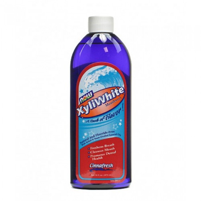 NOW - XyliWhite ™ Mouthwash / Вода за уста