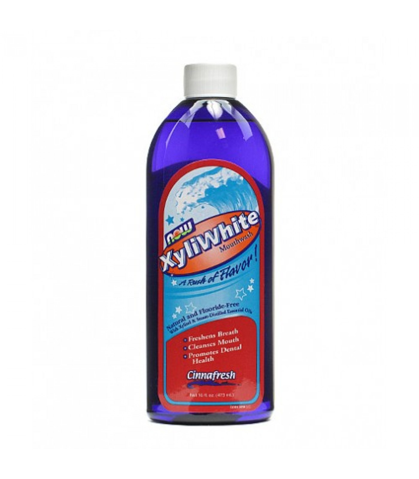 NOW - XyliWhite ™ Mouthwash / Вода за уста