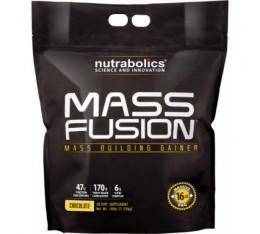 Nutrabolics - Mass Fusion / 16lbs. Хранителни добавки, Гейнъри за покачване на тегло, Гейнъри
