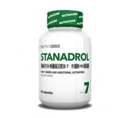 Nutricore - Stanadrol / 90 Caps. Хранителни добавки, Стимулатори за мъже