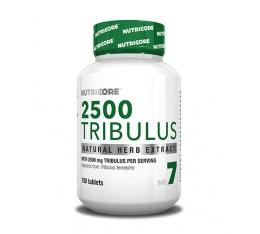 Nutricore - 2500 Tribulus / 100 Tabs. Хранителни добавки, Стимулатори за мъже, Трибулус-Терестрис