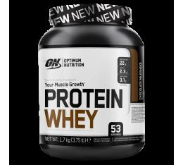 Optimum Nutrition - Protein Whey / 3.7 lbs Хранителни добавки, Протеини, Суроватъчен протеин, Хранителни добавки на промоция