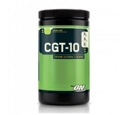 Optimum Nutrition - CGT 10 / 450 грама (неовкусен) / 600 грама (овкусен) Хранителни добавки, Креатинови продукти, Креатин Монохидрат