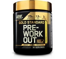 Optimum Nutrition - Gold Standard Pre-Workout / 330 gr. Хранителни добавки, Азотни/напомпващи
