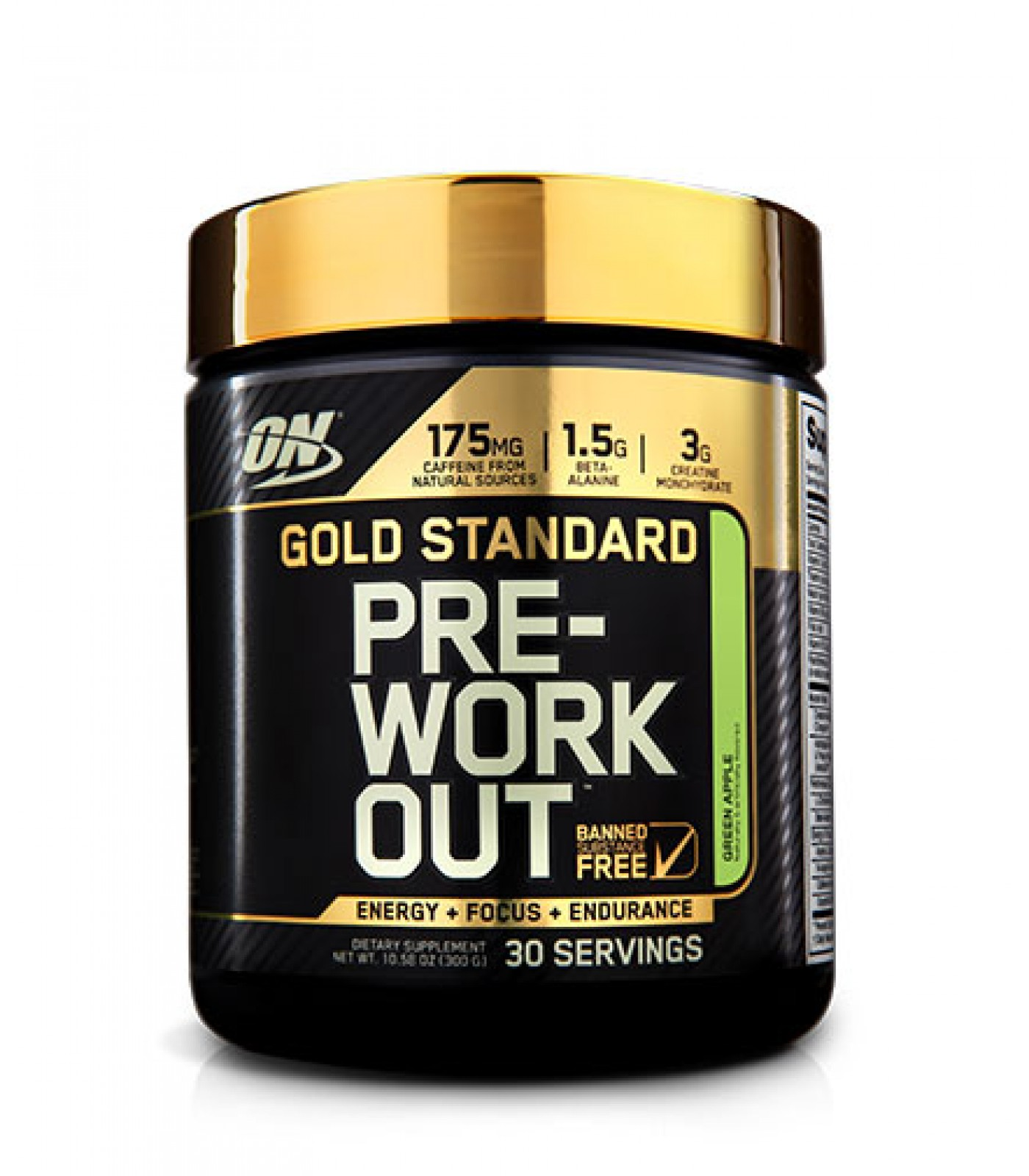 Optimum Nutrition - Gold Standard Pre-Workout / 30 дози​