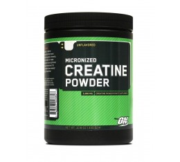 Optimum Nutrition - Micronized Creatine Powder / 300gr.