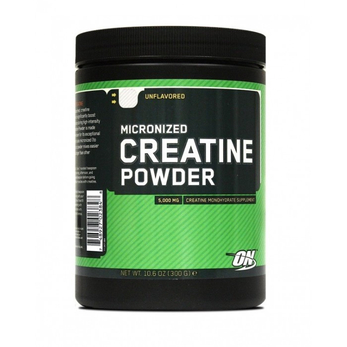 Optimum Nutrition - Micronized Creatine Powder​ / 600gr.