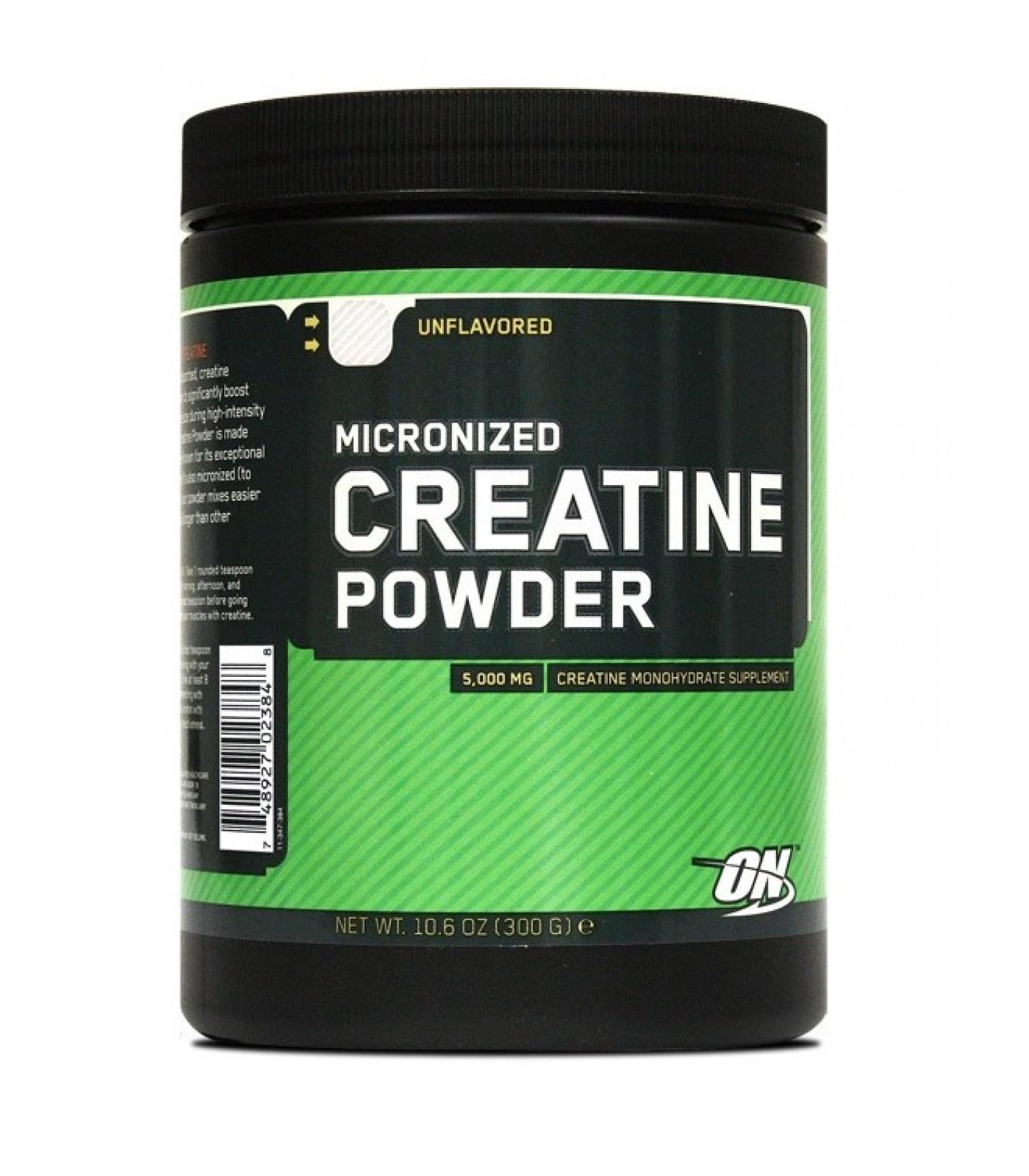 Optimum Nutrition - Micronized Creatine Powder / 600gr.