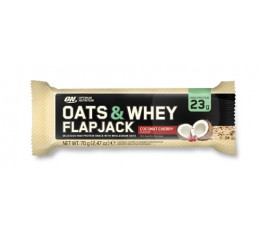 Optimum Nutrition - Oats & Whey Flapjack Bar / 70 gr.​