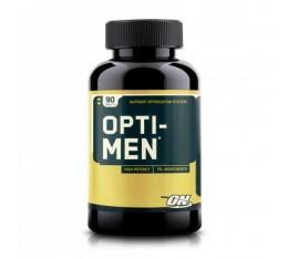 Optimum Nutrition - Opti Men / 90 tabs. Хранителни добавки, Витамини, минерали и др., Мултивитамини, Формули за мъже