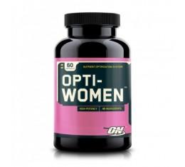 Optimum Nutrition - Opti Women / 120 tabs. Хранителни добавки, Витамини, минерали и др., Мултивитамини, Формули за жени
