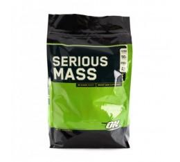 Optimum Nutrition - Serious Mass / 12lb. Хранителни добавки, Гейнъри за покачване на тегло, Гейнъри
