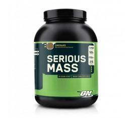 Optimum Nutrition - Serious Mass / 6lb. Хранителни добавки, Гейнъри за покачване на тегло, Гейнъри